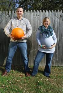 standing pumpkin style small LEX