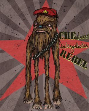 c96-CHEwbacca star wars LEX Covato art.jpg