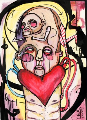 lex covato heart lead head conceptualpsychology graffitti illustration expressionism.jpeg
